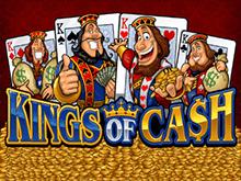 Znalezione obrazy dla zapytania Слоты Kings Of Cash в казино Вулкан Делюкс